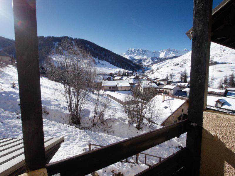 Wakacje w górach Studio z alkową 4 osoby (0405) - La Résidence Les Colchiques - Vars