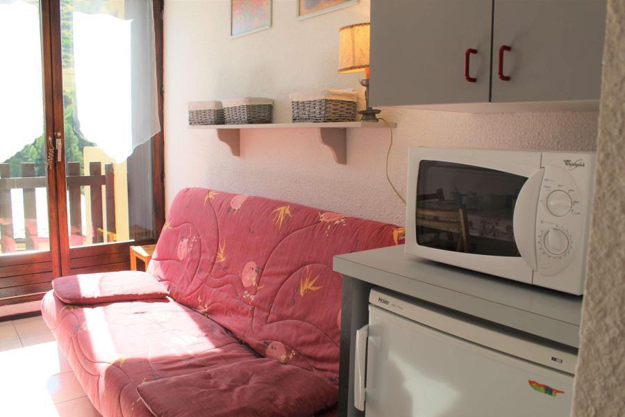 Wakacje w górach Apartament 2 pokojowy 4 osób (0208) - La Résidence Les Colchiques - Vars - Aneks kuchenny