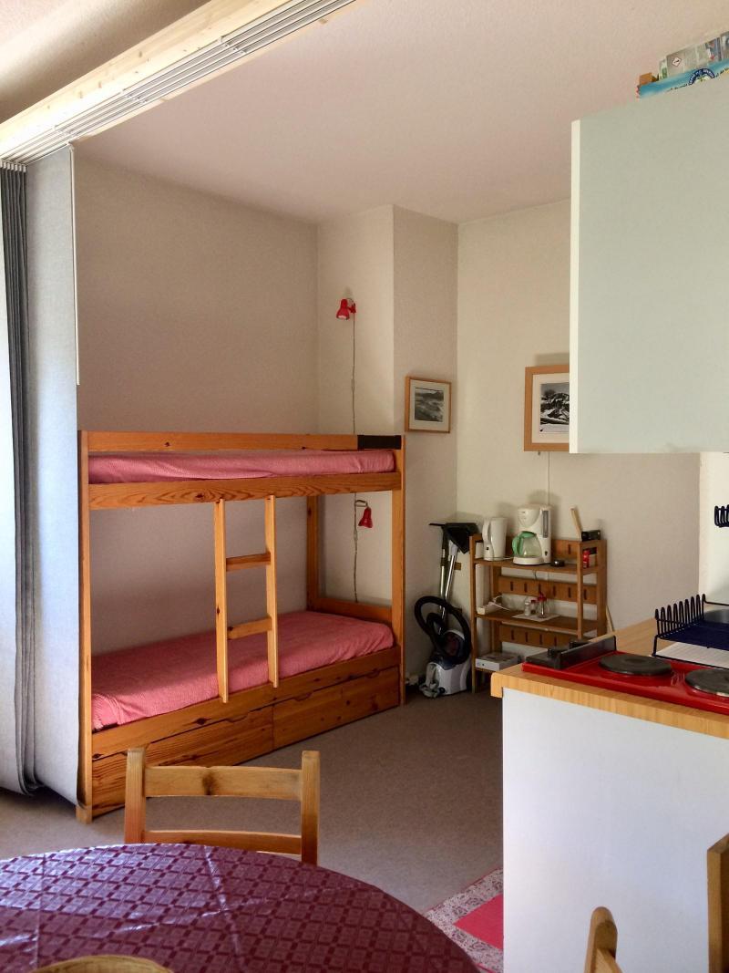 Wakacje w górach Studio z alkową 4 osoby (0502) - La Résidence Les Colchiques - Vars - Łóżkami piętrowymi