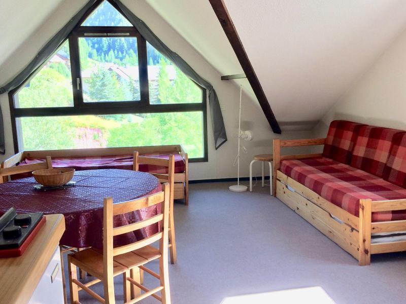 Wakacje w górach Studio z alkową 4 osoby (0502) - La Résidence Les Colchiques - Vars - Pokój gościnny