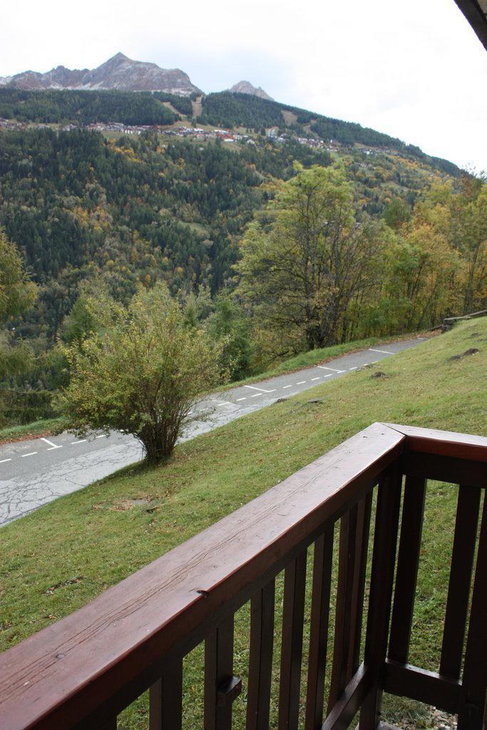Holiday in mountain resort 2 room apartment 4 people (CSB2) - La Résidence les Côtes - Montchavin - La Plagne - Balcony