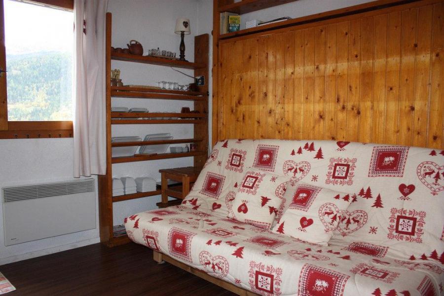 Holiday in mountain resort 2 room apartment 4 people (CSB2) - La Résidence les Côtes - Montchavin - La Plagne - Settee