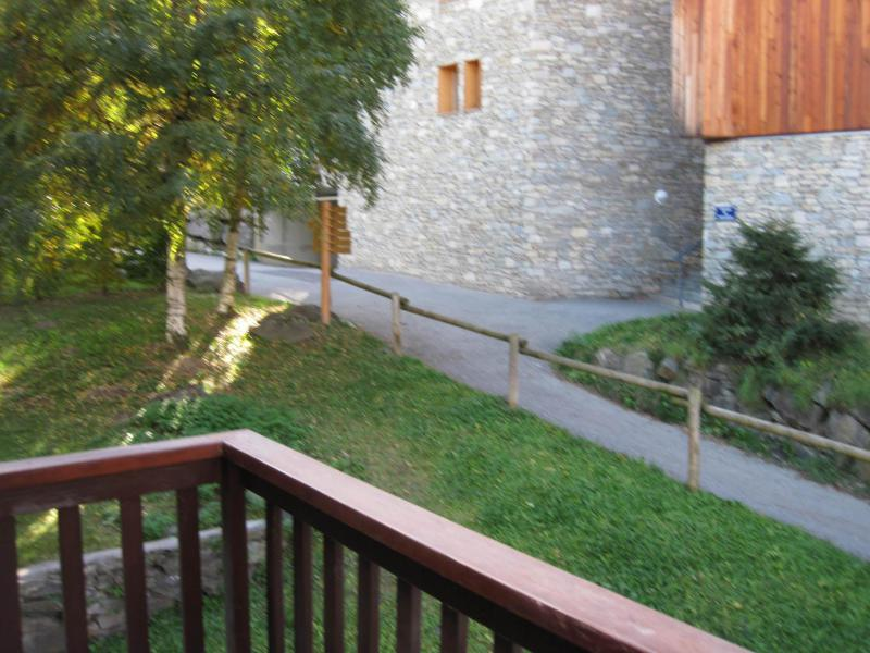 Holiday in mountain resort 2 room apartment 5 people (CSD6) - La Résidence les Côtes - Montchavin - La Plagne - Balcony