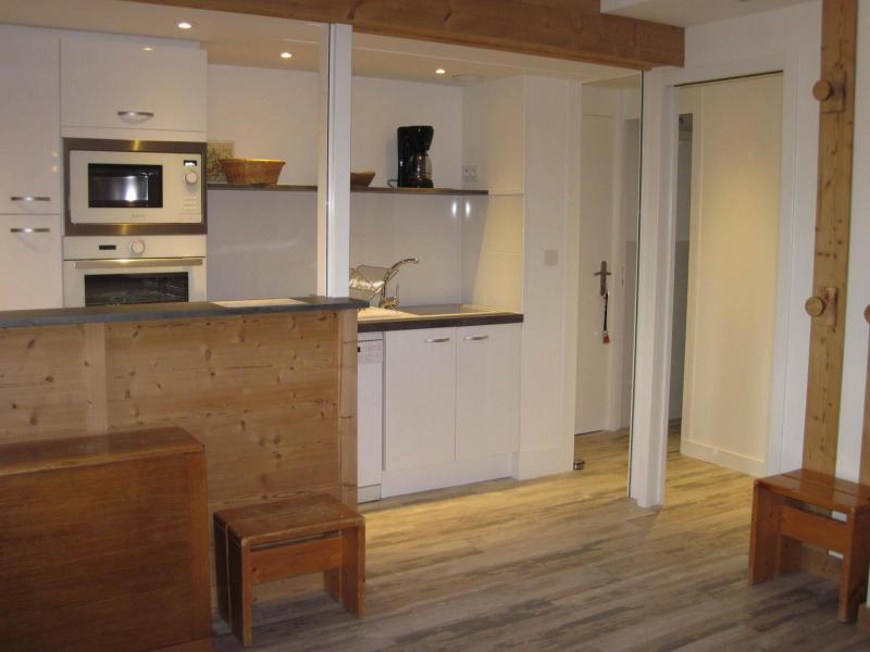 Holiday in mountain resort 2 room apartment 5 people (CSD6) - La Résidence les Côtes - Montchavin - La Plagne - Kitchen
