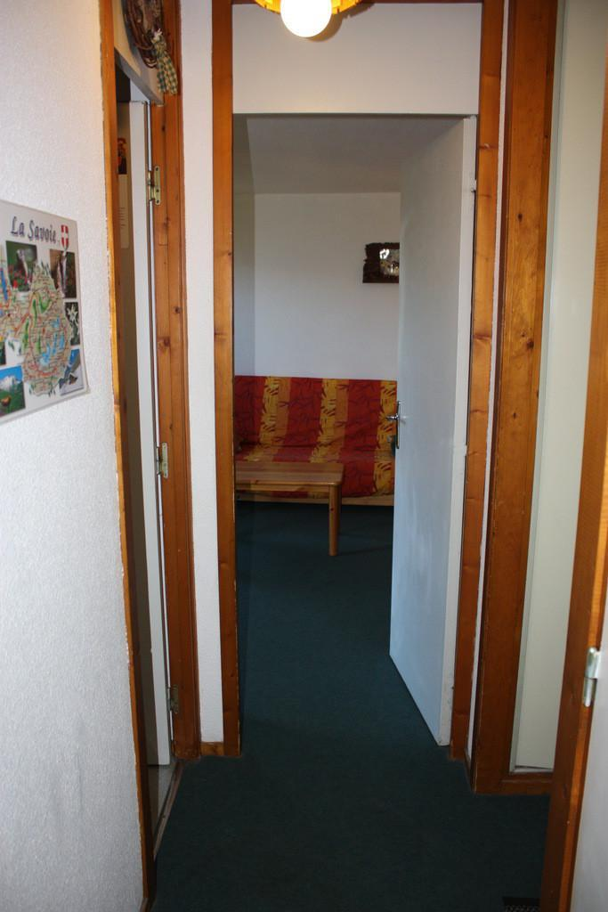 Holiday in mountain resort 2 room apartment 6 people (CSA1) - La Résidence les Côtes - Montchavin - La Plagne - Accommodation