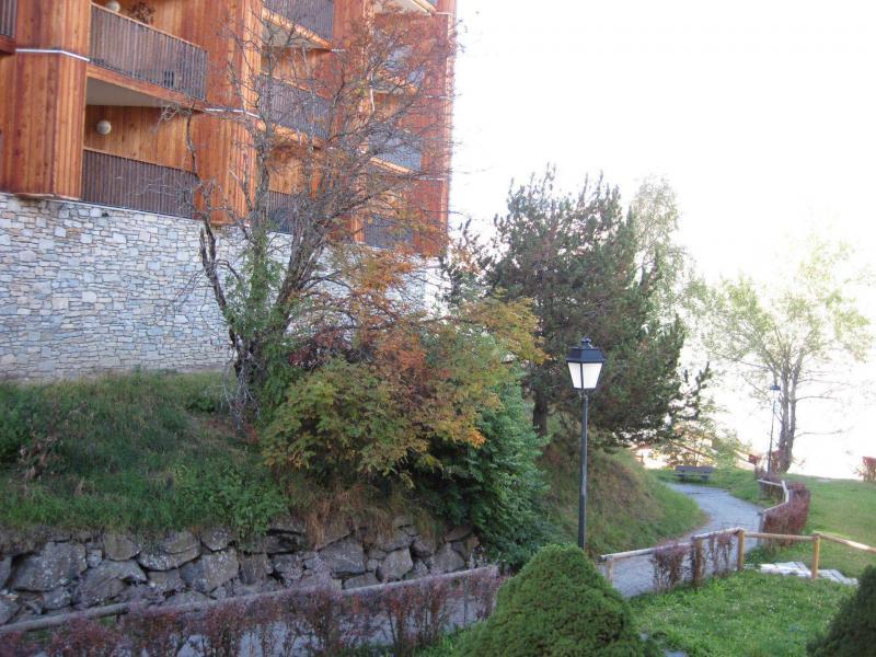 Holiday in mountain resort 2 room apartment 5 people (CSD6) - La Résidence les Côtes - Montchavin - La Plagne - Summer outside