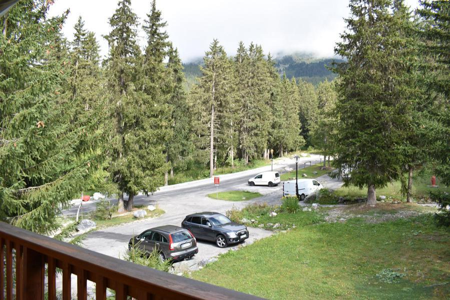 Vacances en montagne Studio coin montagne 4 personnes (MRB220-028) - La Résidence les Dauphinelles - Méribel - Extérieur été