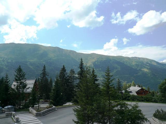 Holiday in mountain resort La Résidence les Dryades - Méribel
