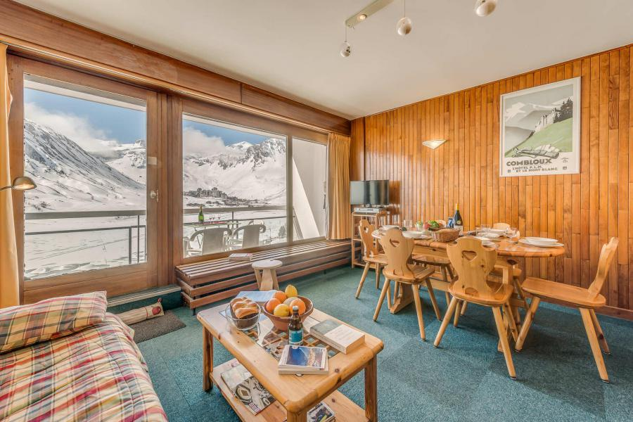 Wakacje w górach Apartament 2 pokojowy kabina 6 osób (71P) - La résidence les Ducs de Savoie - Tignes