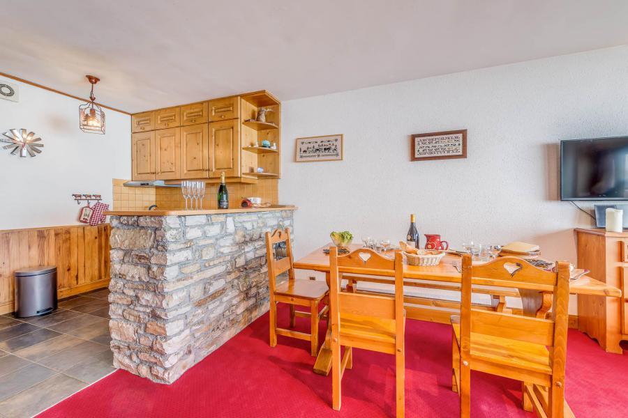 Wakacje w górach Apartament 2 pokojowy 4 osób (53P) - La résidence les Ducs de Savoie - Tignes
