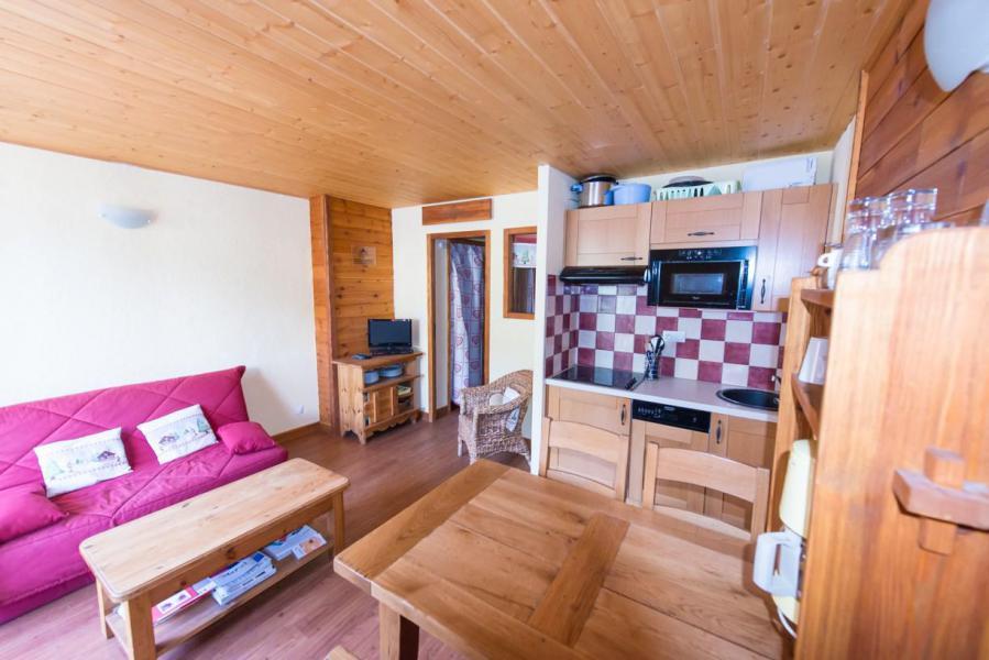 Vacaciones en montaña Estudio -espacio montaña- para 4 personas (ECLEL) - La Résidence les Ecrins - Serre Chevalier