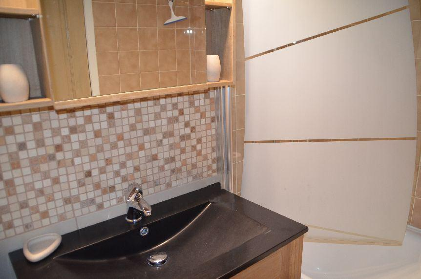Holiday in mountain resort 2 room duplex apartment 6 people (301) - La Résidence les Evons - Les Menuires
