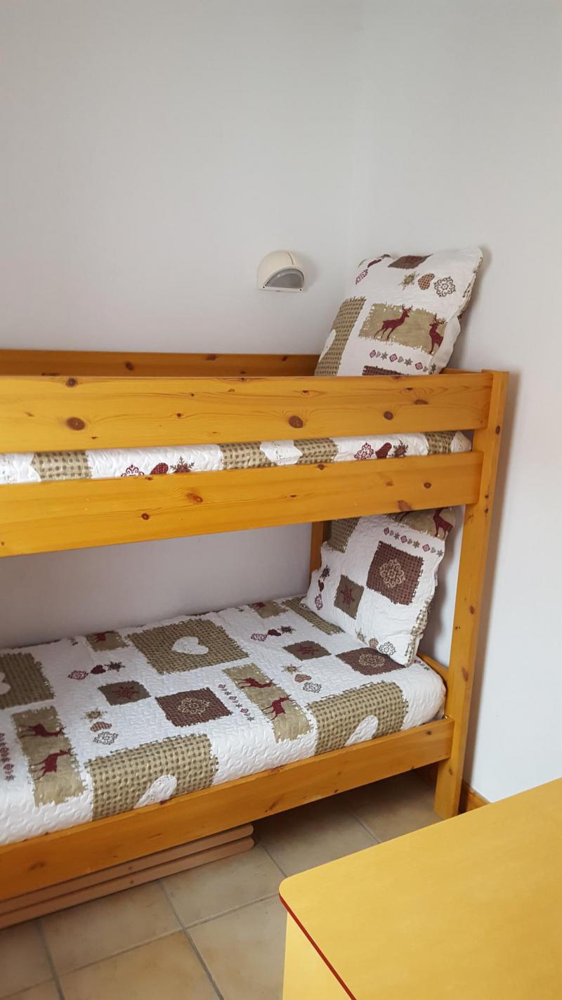 Каникулы в горах Апартаменты 3 комнат 6 чел. (F5.143) - La Résidence les Flocons d'Argent - Aussois - Двухъярусные кровати