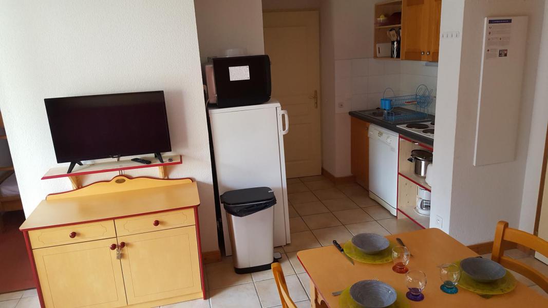 Wakacje w górach Apartament 3 pokojowy 6 osób (E3.86) - La Résidence les Flocons d'Argent - Aussois