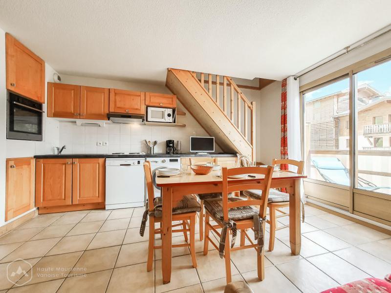 Каникулы в горах Апартаменты дуплекс 2 комнат 6 чел. (D1.69) - La Résidence les Flocons d'Argent - Aussois