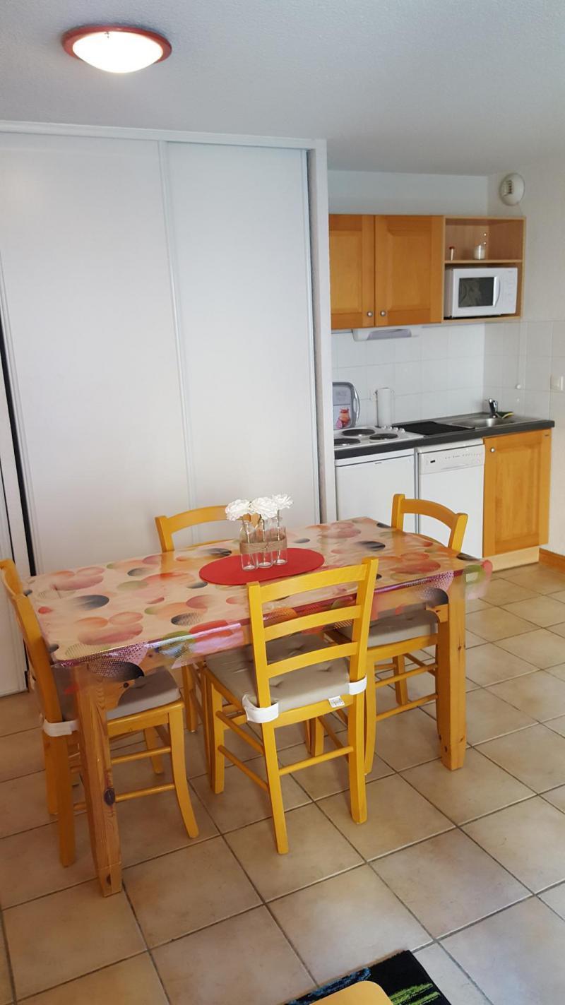 Wakacje w górach Apartament 2 pokojowy 4 osób (G0.150) - La Résidence les Flocons d'Argent - Aussois