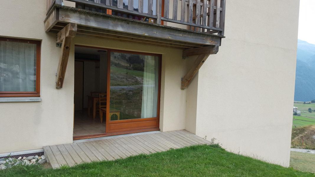 Wakacje w górach Apartament 3 pokojowy 6 osób (H2.195) - La Résidence les Flocons d'Argent - Aussois