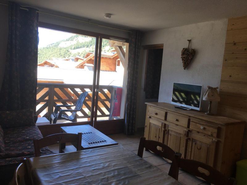 Wakacje w górach Apartament 2 pokojowy kabina 4-6 osób (B2.30) - La Résidence les Flocons d'Argent - Aussois