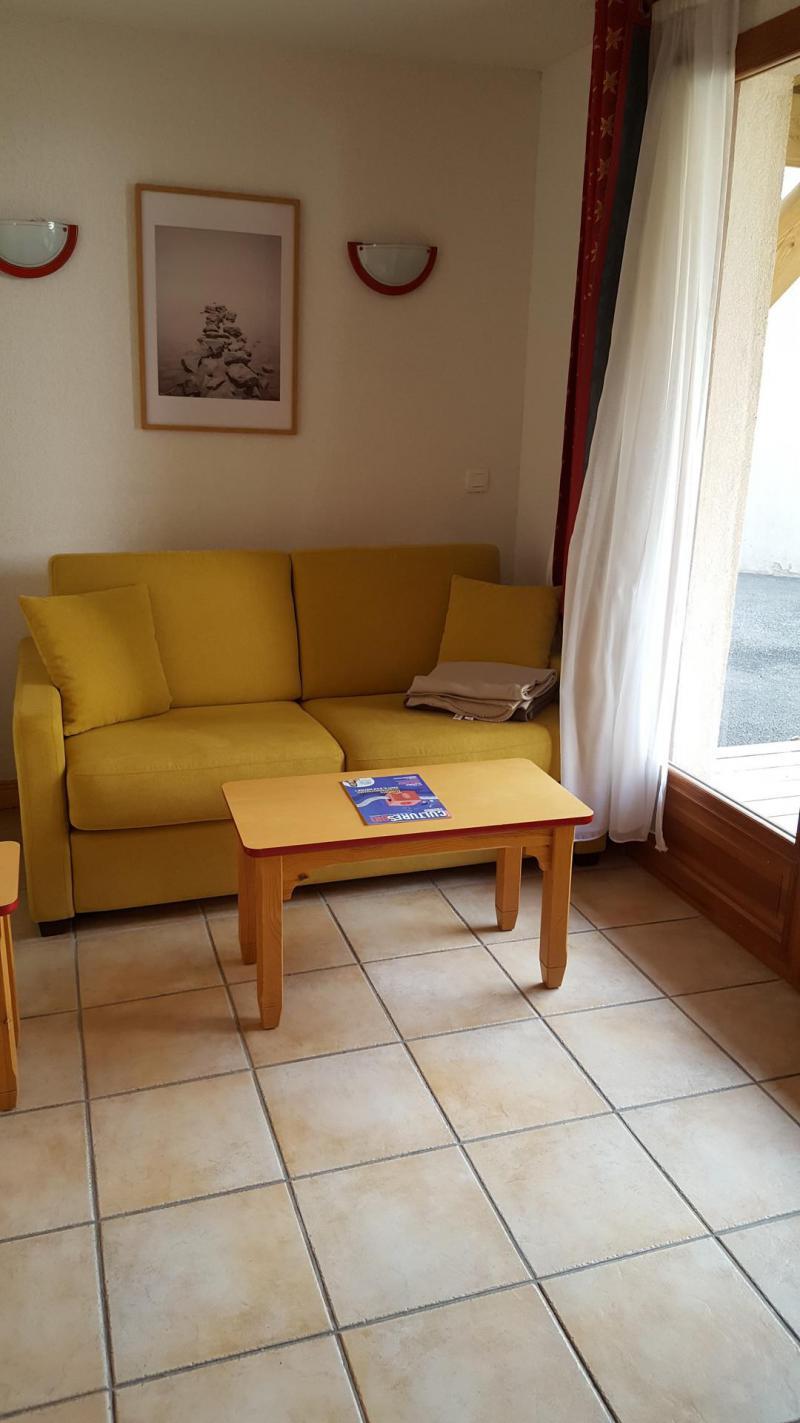 Wakacje w górach Apartament 2 pokojowy 4 osób (F1.114) - La Résidence les Flocons d'Argent - Aussois - Stołem