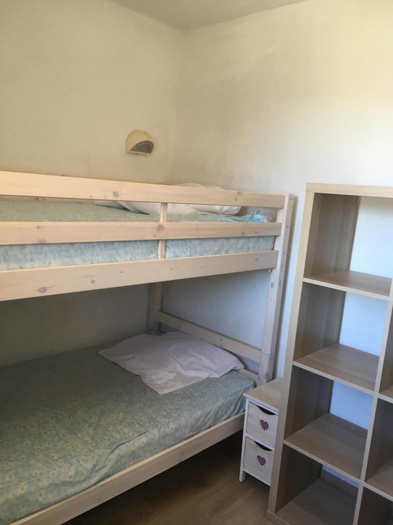 Wakacje w górach Apartament 2 pokojowy kabina 4-6 osób (B2.30) - La Résidence les Flocons d'Argent - Aussois - Łóżkami piętrowymi