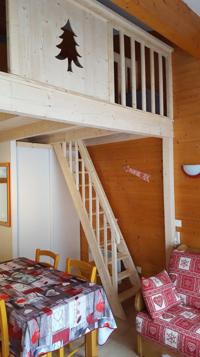 Wakacje w górach Apartament 3 pokojowy 6 osób (F5.143) - La Résidence les Flocons d'Argent - Aussois - Antresola