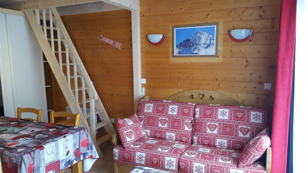 Wakacje w górach Apartament 3 pokojowy 6 osób (F5.143) - La Résidence les Flocons d'Argent - Aussois - Pokój gościnny