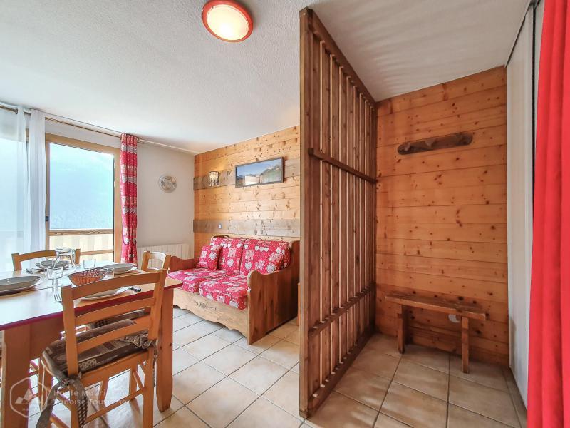 Wakacje w górach Apartament duplex 2 pokojowy 6 osób (D1.69) - La Résidence les Flocons d'Argent - Aussois - Zakwaterowanie