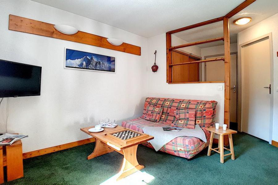 Urlaub in den Bergen 2-Zimmer-Appartment für 6 Personen (518) - La Résidence les Gentianes - Les Menuires