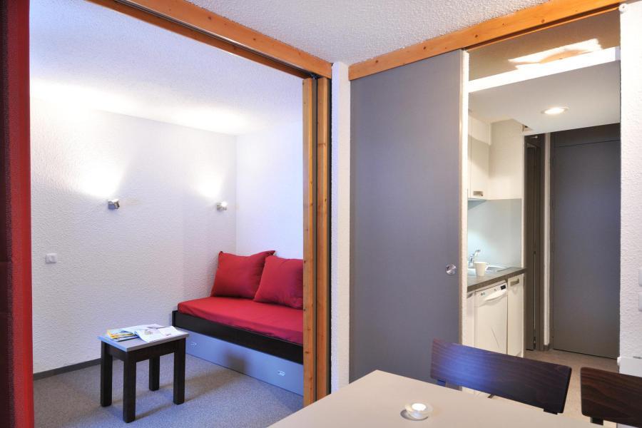 Holiday in mountain resort Studio 4 people (316) - La Résidence les Glaciers - La Plagne