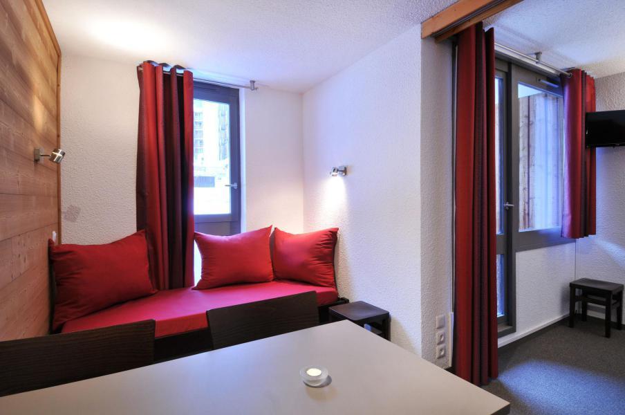 Holiday in mountain resort Studio 4 people (318) - La Résidence les Glaciers - La Plagne