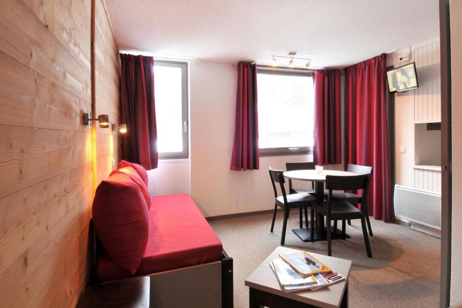 Holiday in mountain resort Studio 4 people (426) - La Résidence les Glaciers - La Plagne