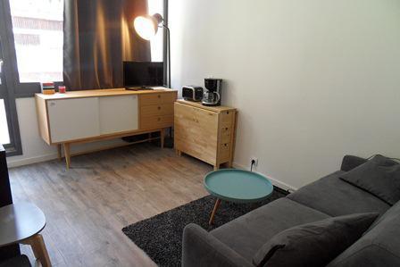 Holiday in mountain resort Studio 2 people (312) - La Résidence les Glaciers - La Plagne