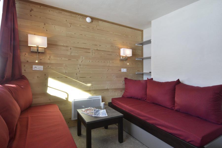 Holiday in mountain resort Studio 4 people (703) - La Résidence les Glaciers - La Plagne