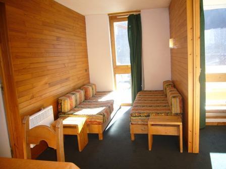 Holiday in mountain resort 2 room apartment 6 people (701) - La Résidence les Glaciers - La Plagne