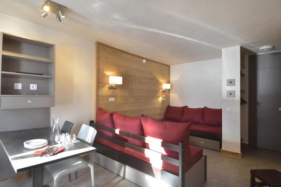 Holiday in mountain resort Studio 4 people (833) - La Résidence les Glaciers - La Plagne