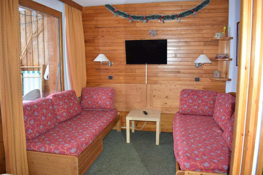Holiday in mountain resort Studio 4 people (629) - La Résidence les Glaciers - La Plagne