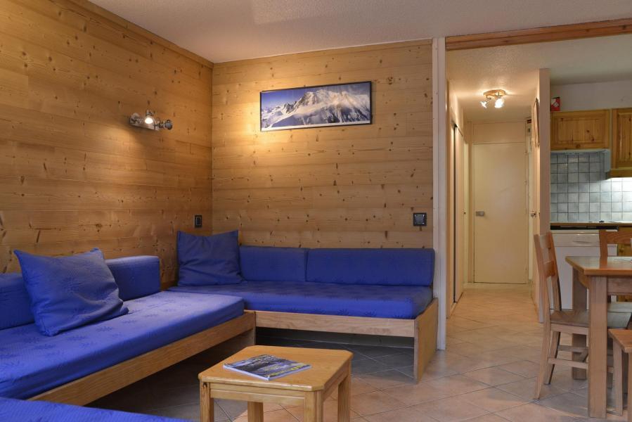 Holiday in mountain resort 2 room apartment 5 people (109) - La Résidence les Glaciers - La Plagne