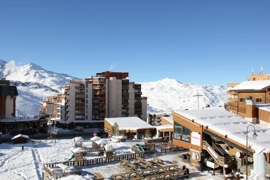 Holiday in mountain resort Studio 4 people (34) - La Résidence les Glaciers - Val Thorens