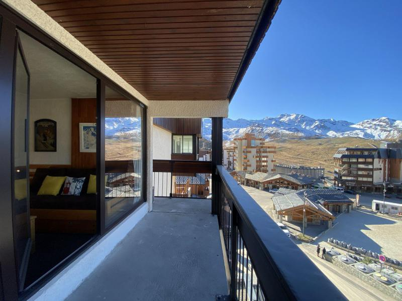 Holiday in mountain resort Studio 4 people (47) - La Résidence les Glaciers - Val Thorens