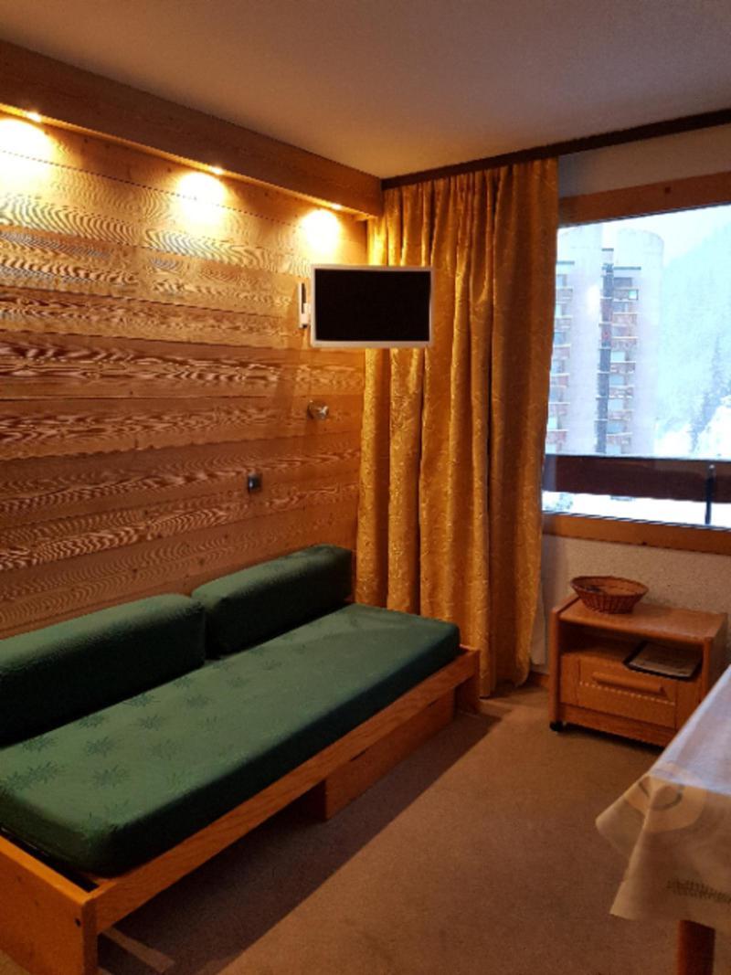 Holiday in mountain resort Studio 2 people (428) - La Résidence les Glaciers - La Plagne