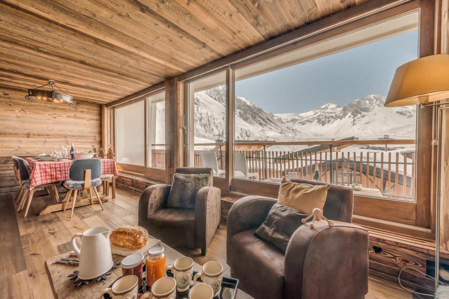 Wakacje w górach Apartament 4 pokojowy 8 osób (A3P) - La Résidence les Hauts Lieux - Tignes