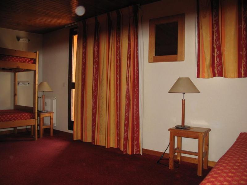 Holiday in mountain resort Studio mezzanine 5 people (33) - La Résidence les Isbas II - La Plagne - Sleeping area