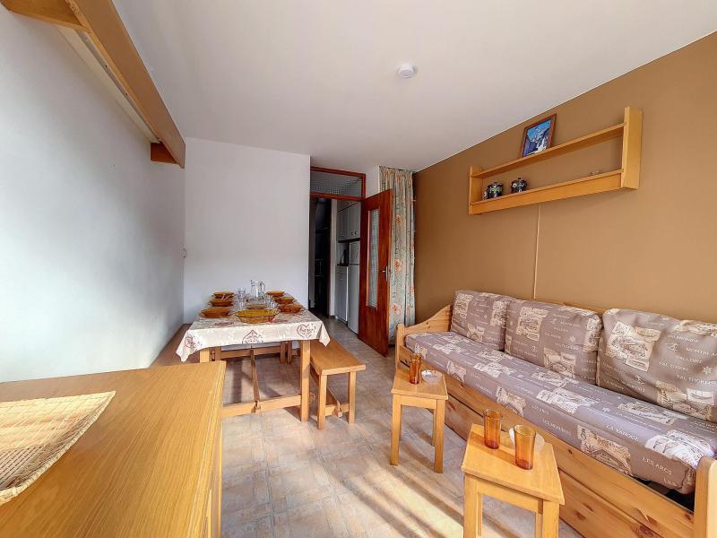 Holiday in mountain resort 2 room duplex apartment 6 people (C8) - La Résidence les Lauzes - Les Menuires - Bathroom