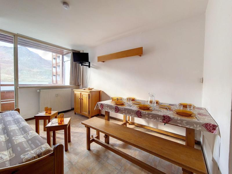 Holiday in mountain resort 2 room duplex apartment 6 people (C8) - La Résidence les Lauzes - Les Menuires - Kitchenette