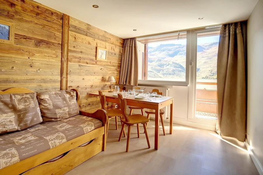Holiday in mountain resort 2 room duplex apartment 5 people (C14) - La Résidence les Lauzes - Les Menuires