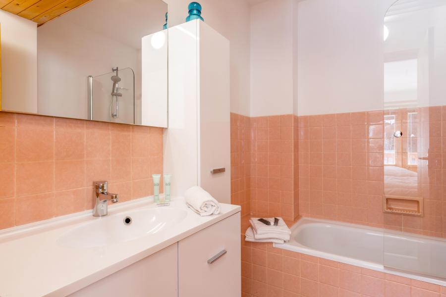 Vacaciones en montaña Apartamento 2 piezas para 4 personas (25) - La Résidence les Lauzes - Méribel