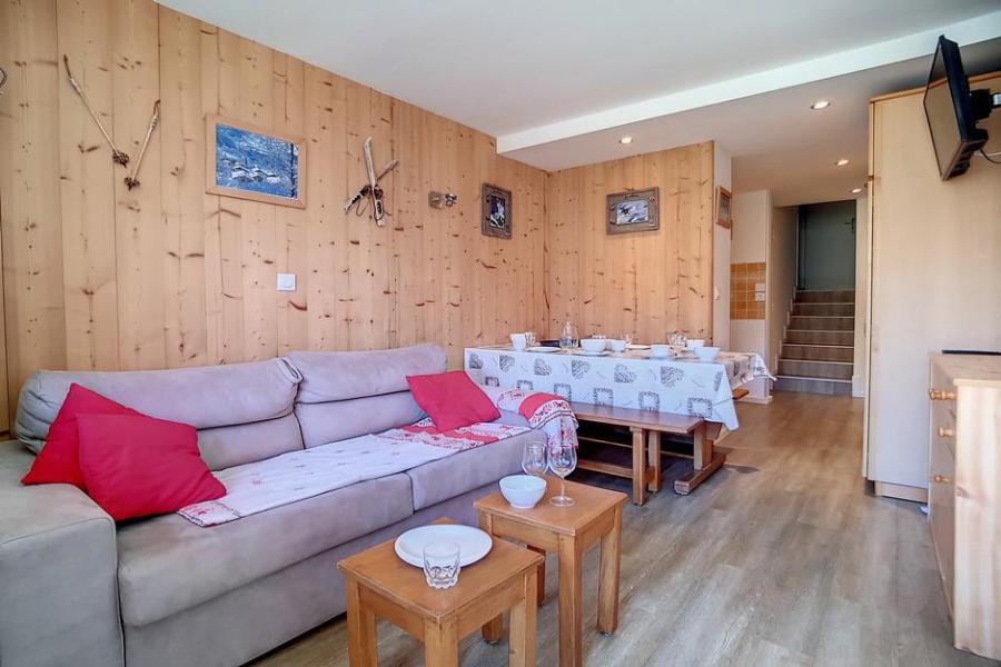 Holiday in mountain resort Logement 2 pièces 5 personnes (LZ0D14) - La Résidence les Lauzes - Les Menuires