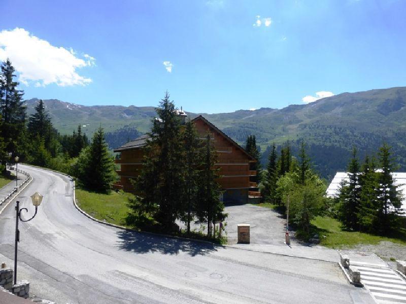 Vacaciones en montaña Apartamento 2 piezas para 4 personas (MERA11R) - La Résidence les Merisiers - Méribel - Verano