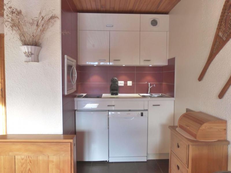 Vacaciones en montaña Apartamento 2 piezas para 4 personas (MERA11R) - La Résidence les Merisiers - Méribel - Alojamiento