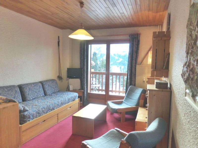 Vacaciones en montaña Apartamento 2 piezas para 4 personas (MERA11R) - La Résidence les Merisiers - Méribel - Estancia